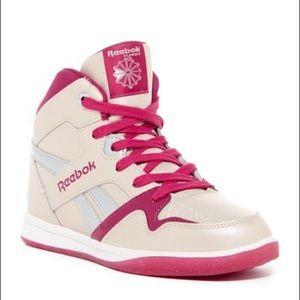 🆕 Reebok– Street Stud Mid Sneaker Rose Gold